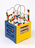 Quality Wooden Activity Cube (A1499)
