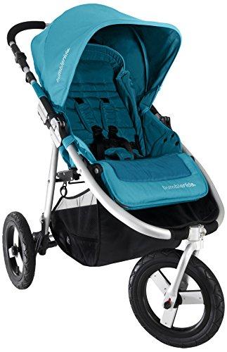 Bumbleride Indie Jogging Stroller, Aquamarine - 1
