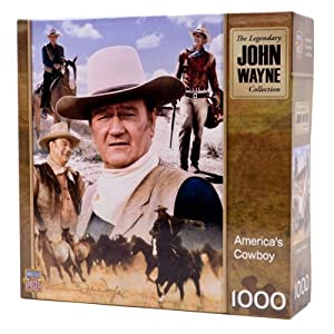 The Cowboy 1000 John Wayne