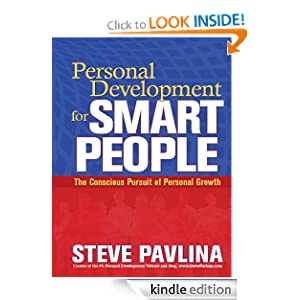 Amazon Personal Development For Smart People Ebook Steve Pavlina