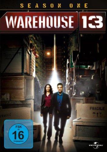 Warehouse 13 (DVD) Staffel 1 - 3 für je 9,97€
