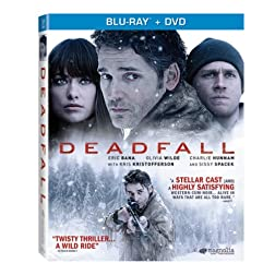 Deadfall: Combo Pack [DVD + Blu-ray]