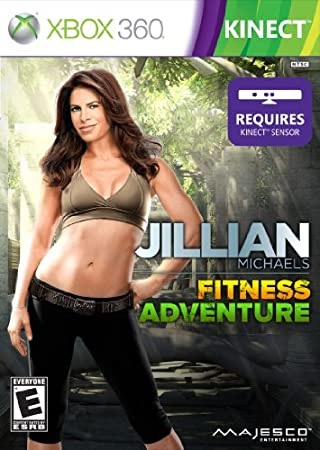 Jillian Michaels Fitness Adventure Kinect