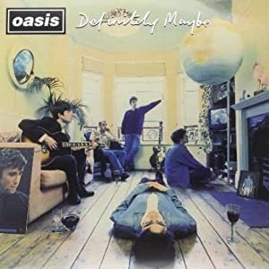 Definitely Maybe [Remastered][Heavyweight Vinyl 2LP][Free MP3 Download]