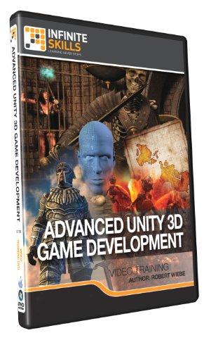 Advanced Unity 3D Game Development Training DVD (PC/Mac)