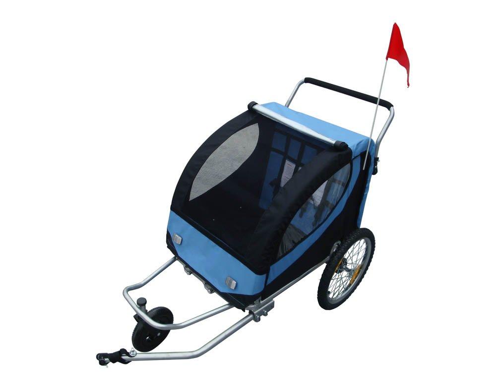 2 in 1 Kinderanhänger Fahrradanhänger Jogger Kinder Fahrrad Anhänger Transporter  BaumarktKritiken und weitere Informationen