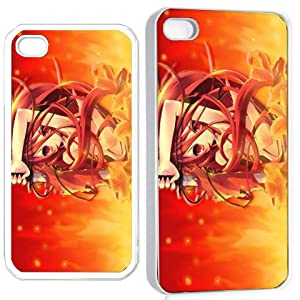 shakugan no shana v1 iPhone Hard 4s Case White