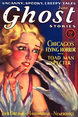 Pulp Classics: Ghost Stories (June 1931)