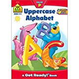 Uppercase Alphabet, Ages 3-5 (A Get Ready! Book)