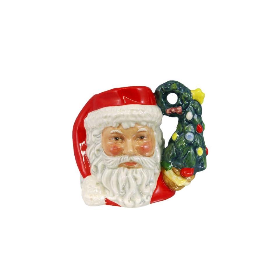 Santa Claus Royal Doulton Charactor Jug Limited Edition of 500
