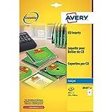 Avery CD Cover für Tintendrucker
