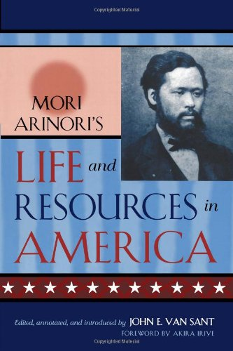 Mori Arinori's Life and Resources in America (Studies of Modern Japan)
