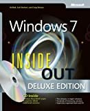 img - for Windows 7 Inside Out, Deluxe Edition book / textbook / text book