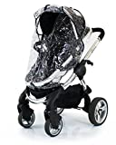 Rain Cover To Fit Tippitoes Toto Stroller Raincover Professional Heavy Duty