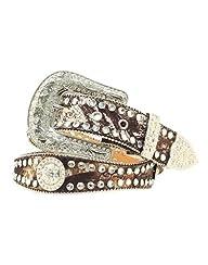 Blazin Roxx Women's Mossy Oak Embellished Belt
