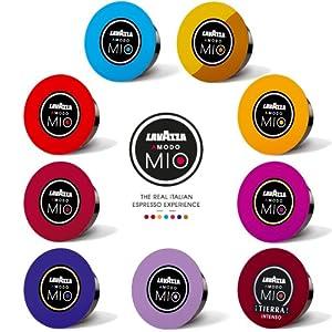 Get Lavazza A Modo Mio 9 Flavour Variety Pack (18 Pods) - Lavazza