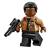 LEGO Star Wars Millennium Falcon Minifigure - Finn with Blaster Gun (75105)