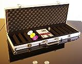 51lXrEPgVnL. SL160  Pokerkoffer + Poker Zubehör für bis zu 500 Pokerchips