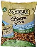 Snyder's Of Hanover Gluten Free Pretzel Sticks 100 Calorie Pack (3x7.2 Oz) 8 count