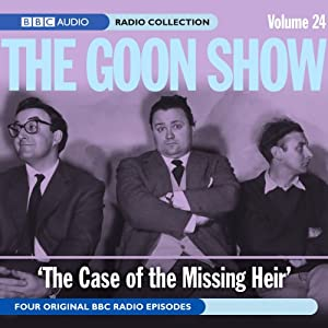 Goon Show Vol. 24 Radio/TV Program