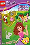 LEGO Friends Olivia's Rainbow Activit...