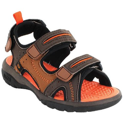 "Umi Toddler/Little Kid ""Reece"" Sandal Shoes - Chocolate 8.5 M Us Toddler front-274915"