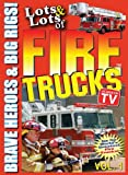 Lots and Lots of Fire Trucks DVD Vol. 1