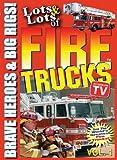 Lots & Lots of Fire Trucks For Kids DVD Vol 1
