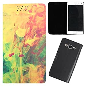 DooDa - For Gionee S5.1 PU Leather Designer Fashionable Fancy Flip Case Cover Pouch With Smooth Inner Velvet