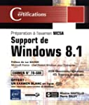 Support de Windows 8.1 - Pr�paration...