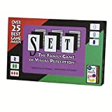 Set: The Family Game of Visual Perception ~ SET Enterprises