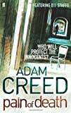 Adam Creed Pain of Death (Di Staffe 3)