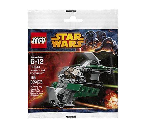 LEGO Star Wars: Anakin's Jedi Interceptor Set 30244 (Insaccato)