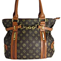 MKF Collection ANDREA Signature Handbag
