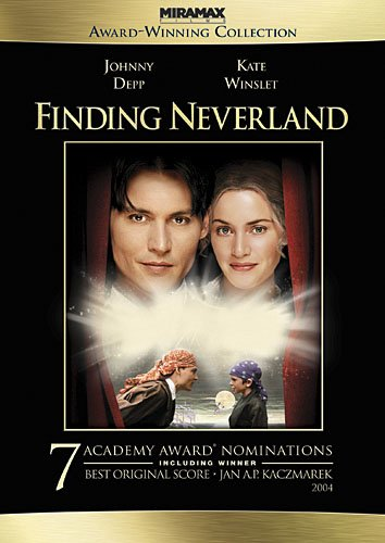 Cover art for  Finding Neverland (Widescreen Edition)