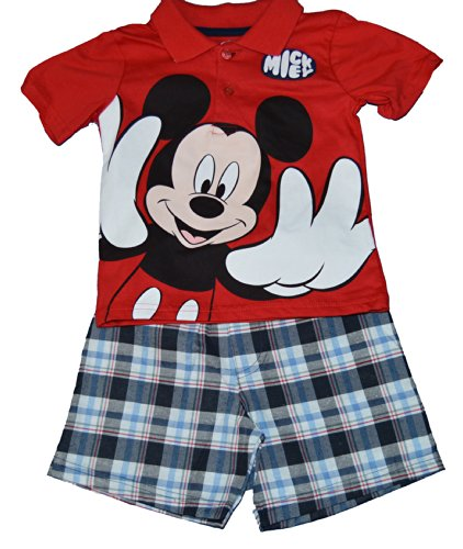 Mickey Mouse Clothes For Babies