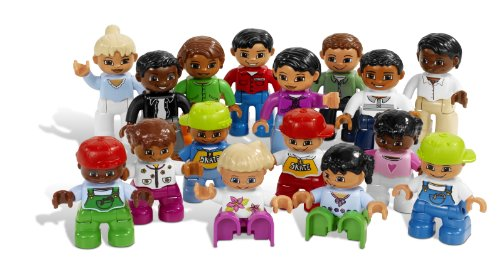 LEGO Education DUPLO World People Set 4591514 (16 Pieces) - 1