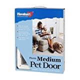 Havahart 7111 Medium Plastic Pet Door