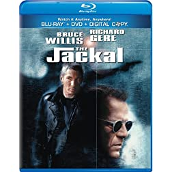 The Jackal [Blu-ray/DVD Combo + Digital Copy]