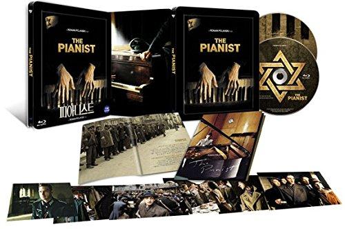 戦場のピアニスト スチールブック仕様 [Steelbook] [Blu-ray] [IMPORT]