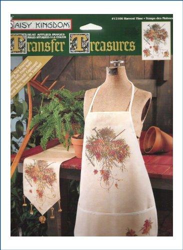 Daisy Kingdom Transfer Treasures #12106 Harvest Time Iron-On Transfer