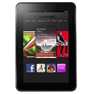"Kindle Fire HD 8,9"" (22,6 cm), audio Dolby, wifi de doble banda y doble antena, 32 GB"