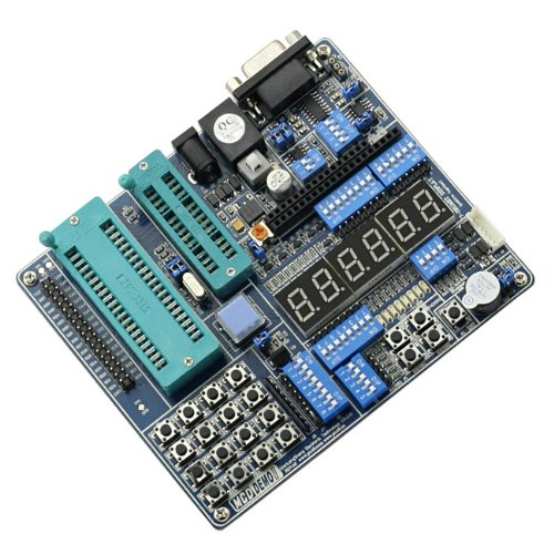 Sainsmart Pic 16F87X Pic16F877A Microcontroller Development Board 1602 Lcd For Starter