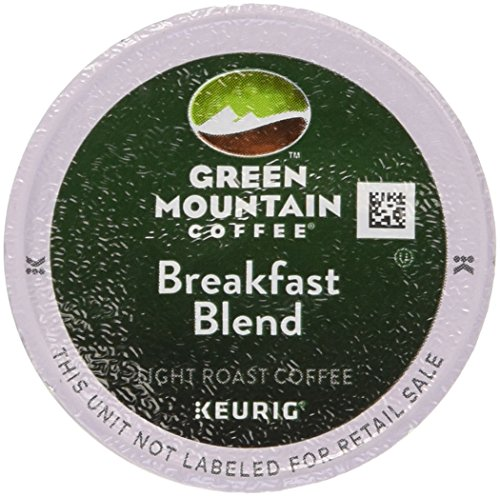 Keurig, Green Mountain Coffee, Breakfast Blend, K-Cup Counts, 50 Count (Kuerig Light Roast Coffee compare prices)