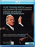 Yuri Temirkanov conducts (BluRay) [Blu-ray]