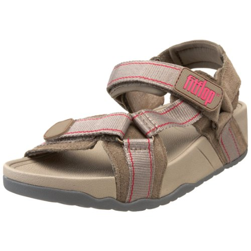 Fitflop Hyka Dark Taupe Size 4