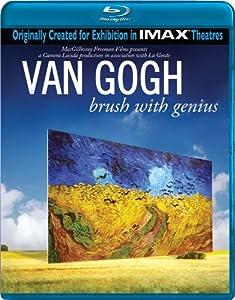 Van Gogh: A Brush with Genius (IMAX) [Blu-ray]