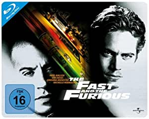 The Fast and the Furious - Limited Quersteelbook [Blu-ray]