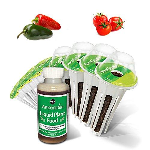 Miracle-Gro AeroGarden Salsa Garden Seed Pod Kit (9-Pod) (Salsa Kit compare prices)