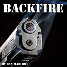 Backfire (       UNABRIDGED) by Dan Marlowe Narrated by Richard J. Brewer